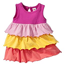 Product Image Newborn Girls' Circo® Dress - Angus Pink