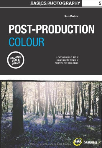 Basics Photography: Post-Production Colour