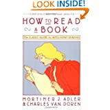 How to Read a Book, Mortimer J. Adler