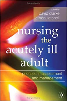 acutely ill adult