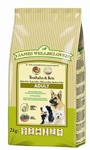 James Wellbeloved Adult Turkey and Rice Kibble 2 kg