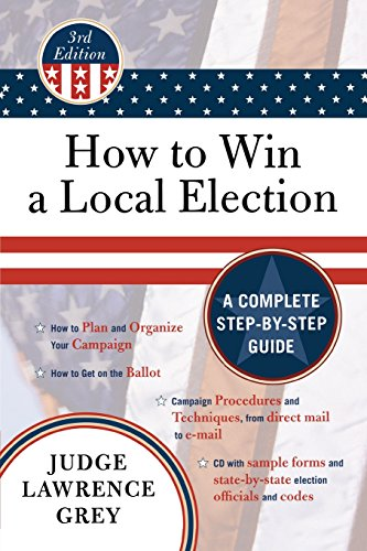 How to Win a Local Election (How To Win Elections compare prices)