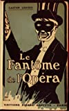 The Phantom Of The Opera By Gaston Leroux on CD