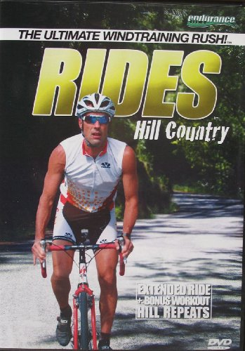 Rides: Vol. 5 Hill Country, Bicycle training DVD