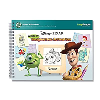 LeapFrog LeapReader Read and Write Activity Book