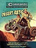 Desert Rats: Three of the Best Desert-War Commando Comic Book Adventures