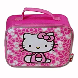 Hello Kitty Lunch Bag With Shoulder Strap 13