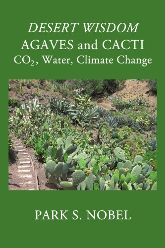 Desert Wisdom. Agaves and Cacti: Co2, Water, Climate Change