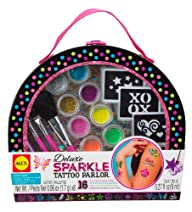 ALEX Toys Spa Deluxe Sparkle Tattoo P…