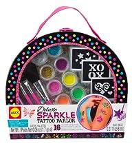 ALEX Toys Spa Deluxe Sparkle Tattoo P…
