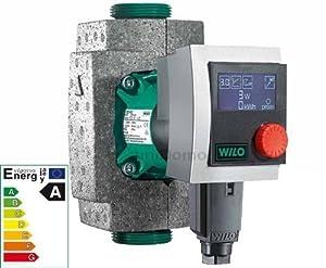 Wilo 4132454 Hocheffizienzpumpe Stratos Pico elektronisch kommutierter Motor 30/14  BaumarktBewertungen