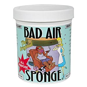 Bad Air Sponge Odor Neutralizer, Net Contents 14 oz.