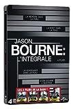 Jason Bourne - LIntégrale - [Edition Limitée - Boitier Métal ] - Intégrale DVD 1 à 4