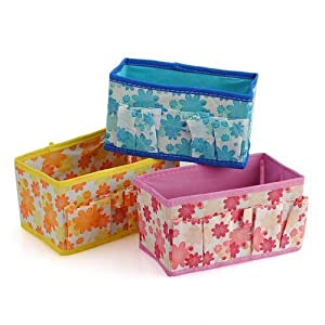 Folding Multifunction Make Up Cosmetic Storage Box Container Bag Case Fashion