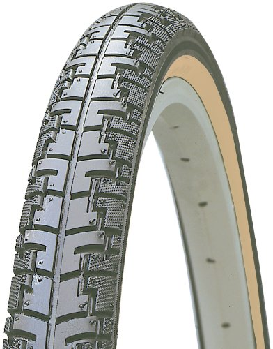 Kenda Rain V-Cut Wire Bead Bicycle Tire, Skinwall, 700 x 38c