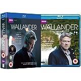 Wallander: Series - Season 1 - 2 - 3 Box Set [Blu-ray] [Region Free]