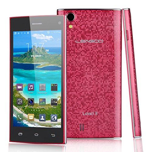 LEAGOO Quad Core Dual SIM Smartphone