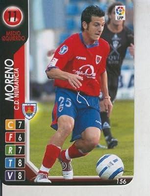 Derby Total 2004-2005: C.D.Numancia numero 11: Moreno
