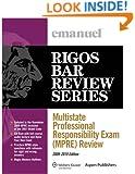 Multistate Professional Responsibility Exam (MPRE) Review (Emanuel's Rigos Bar Review Series)