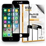 IPhone 7 Plus Screen Protector, Orzly® 3D Pro-Fit Tempered Glass Screen Protector [Full Cover Screen Protector...