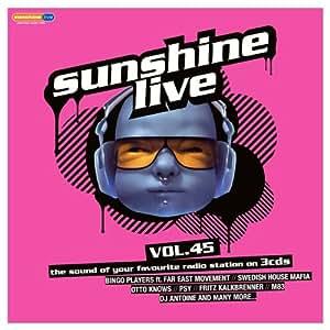 Sunshine Live 45