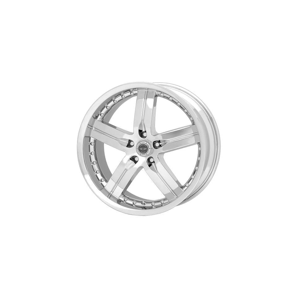 American Racing Rogue AR673 Chrome Wheel (20x10/5x4.5)