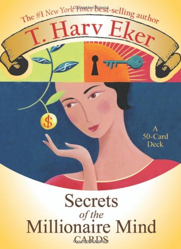 Secrets of the Millionaire Mind Cards, by T. Harv Eker
