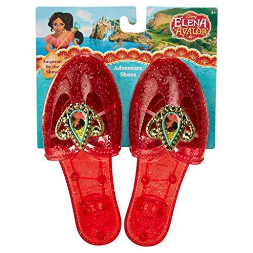 Elena Of Avalor Disney Adventure Shoes Novelty