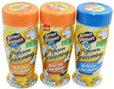 Kernel Seasons Popcorn Seasoning Cheese Lovers Variety Pack of 3