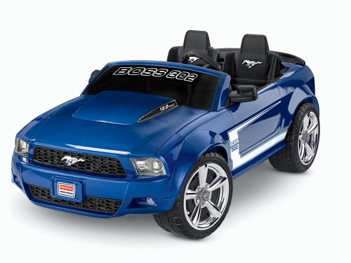 Blue Mustang Power Wheels Power Wheels Ford Mustang