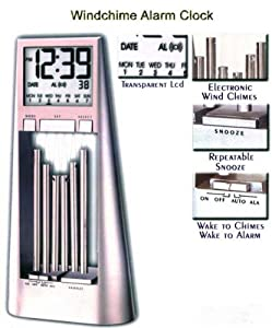 Wind Chime Electronic Chime Alarm Clock