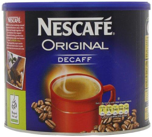 Nescafé Original Decaffeinated Coffee 500 g