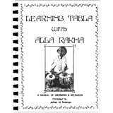 Learning Tabla with Alla Rakha (with online videos and audio CD)