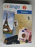 Onlingo for Spanish, Level 2, (3 Disc set)