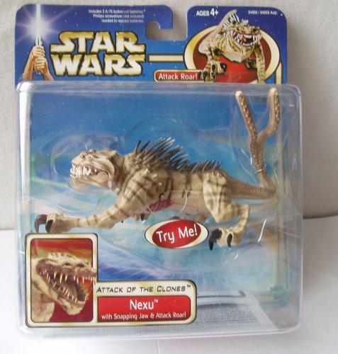 Lego Star Wars Nexu. Star Wars Attack of the Clones
