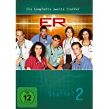 ER - Emergency Room, Staffel 02 7 DVDs