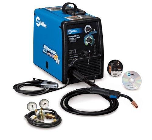 Millermatic 211 907422 mig welder weld 110 230v autoset - Webaccess leroymerlin fr ...