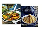 Ghillie Basan Ghillie Basan Tagine Morocco Recipes Cookbooks Collection Set, (Tagine and Vegetarian Tagines & Cous Cous - 60 delicious recipes for Moroccan one-pot cooking)