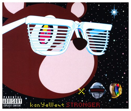 Kanye West - Stronger (AU CDS) - Zortam Music