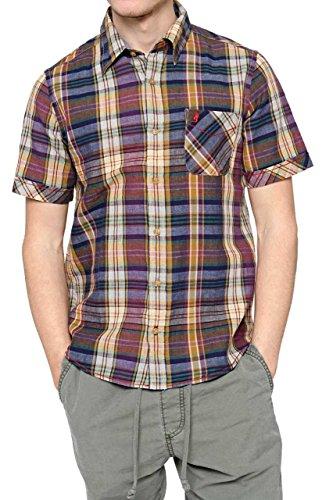 marlboro-classics-chemises-chemise-homme-couleur-karole-taille-xl