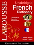 Larousse UNABRIDGED FRENCH/ENGLISH--...