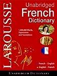 Larousse Unabridged French Dictionary...