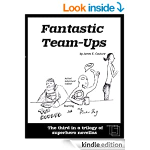 Fantastic Team-Ups on Amazon