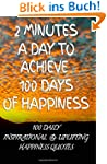 2 Minutes a Day to Achieve 100 Days o...