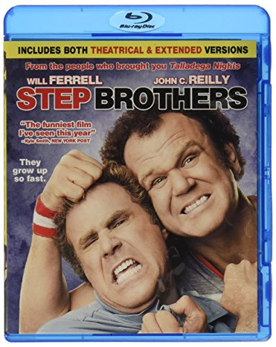 Blu-ray : Step Brothers (Unrated Version)