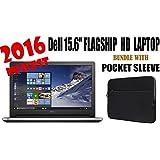 Dell Inspiron 15.6 Inch Laptop, Intel Core I5-5200U 8GB DDR3, 1TB HDD HDMI 802.11AC Waves MaxxAudio, Backlit Keyboard...