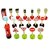 Bigjigs Road Signs Pack