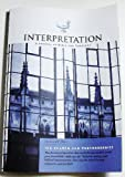 img - for Interpretation: A Journal of Bible and Theology (Volume 55 Number 1, January 2001) book / textbook / text book