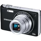 Samsung PL210 Digitalkamera (14,2 Megapixel, 10-fach opt. Zoom, 7,6 cm (3 Zoll) Display, bildstabilisiert) schwarz