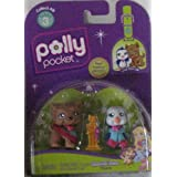 Polly Pocket Sparklin Pets Duets Puppy And Penguin